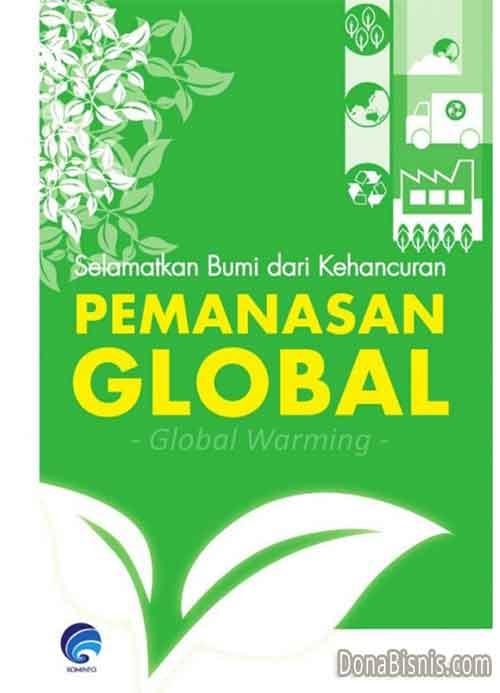 iklan poster pemanasan global