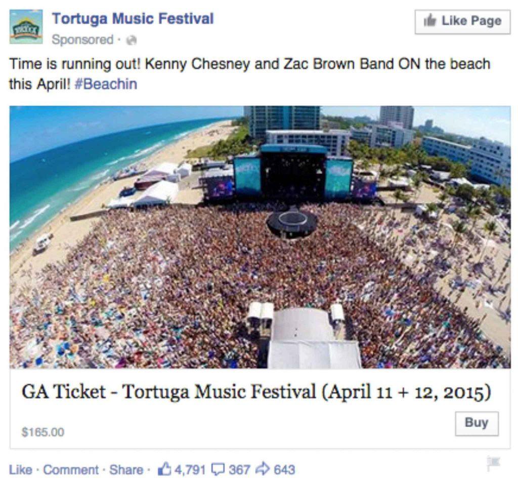 iklan facebook ads event