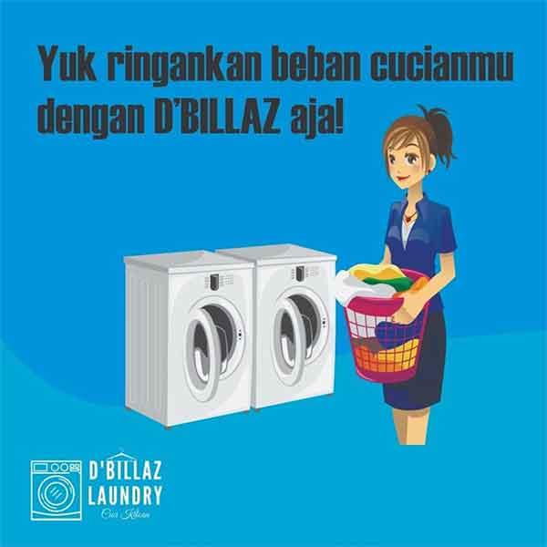 iklan laundry kiloan