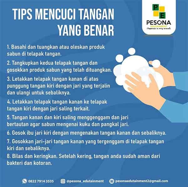 iklan layanan masyarakat cuci tangan