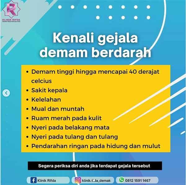 iklan layanan masyarakat dbd