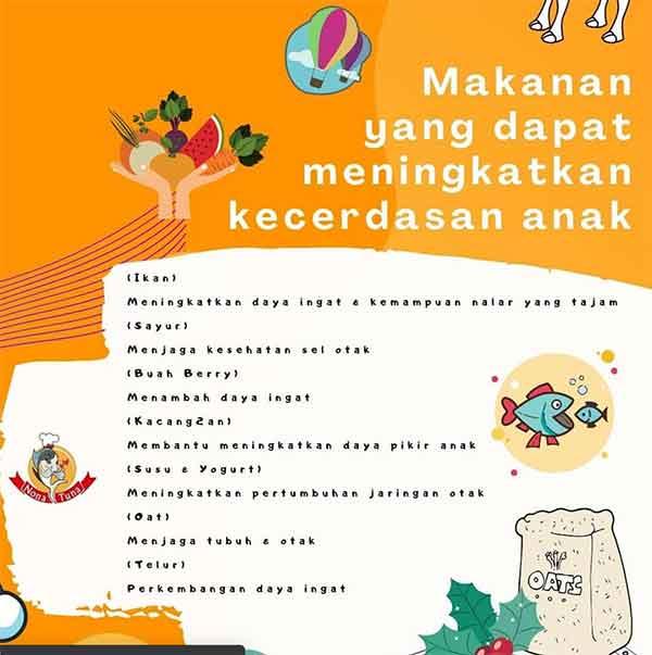 iklan layanan masyarakat gerakan makan ikan