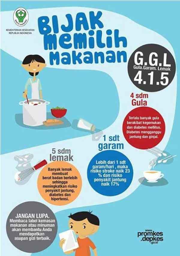 iklan layanan masyarakat tentang makanan