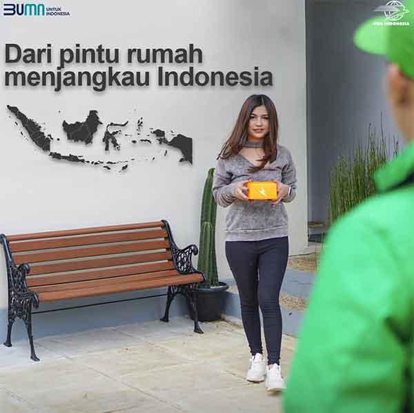 iklan perusahaan pos indonesia