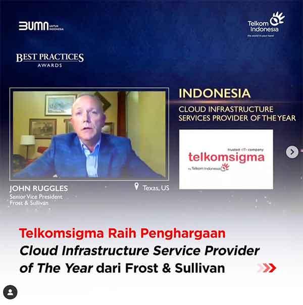 iklan perusahaan telkom indonesia