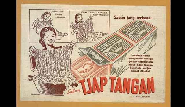 iklan sabun bahasa jawa