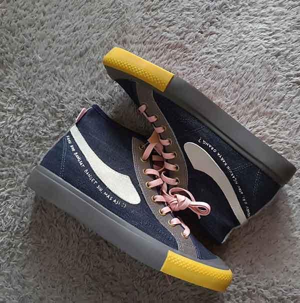 iklan sepatu dr tirta