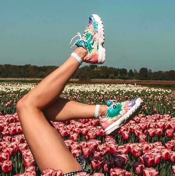 iklan sepatu fila