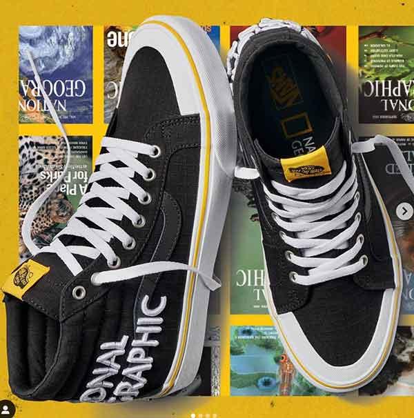 iklan sepatu vans