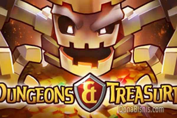 dungeon and treasure