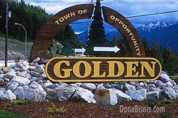 golden towns