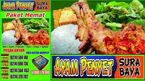 iklan advetorial makanan