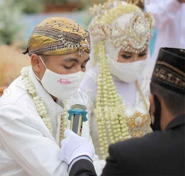 iklan display wedding organizer