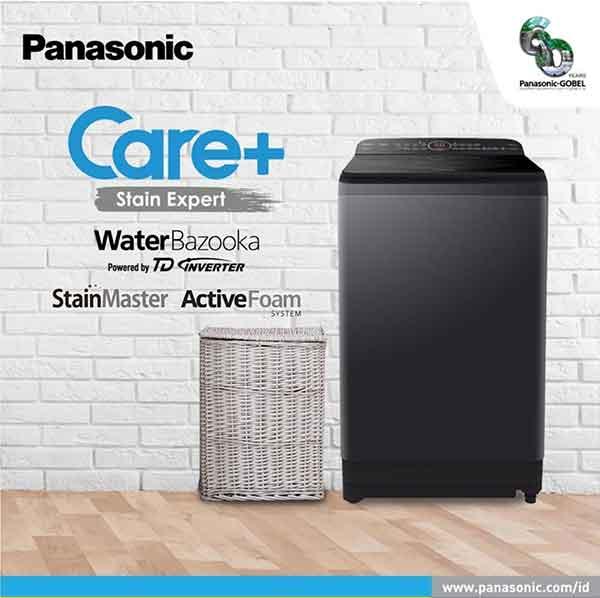 iklan elektronik mesin cuci