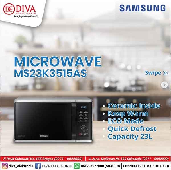 iklan elektronik microwave