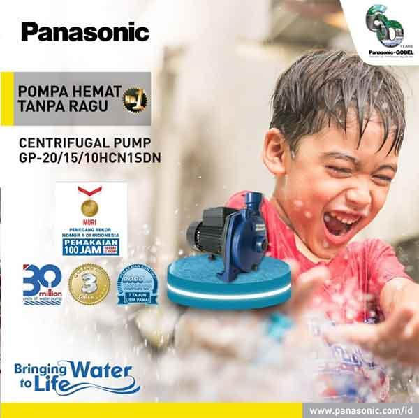 iklan elektronik pompa air