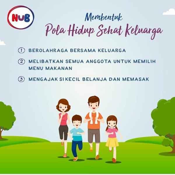 iklan keluarga sehat