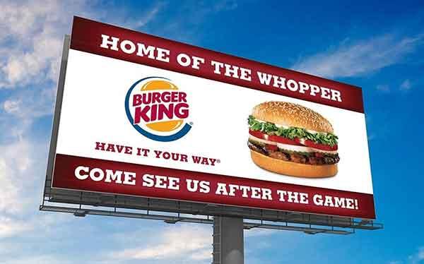 iklan media cetak billboard