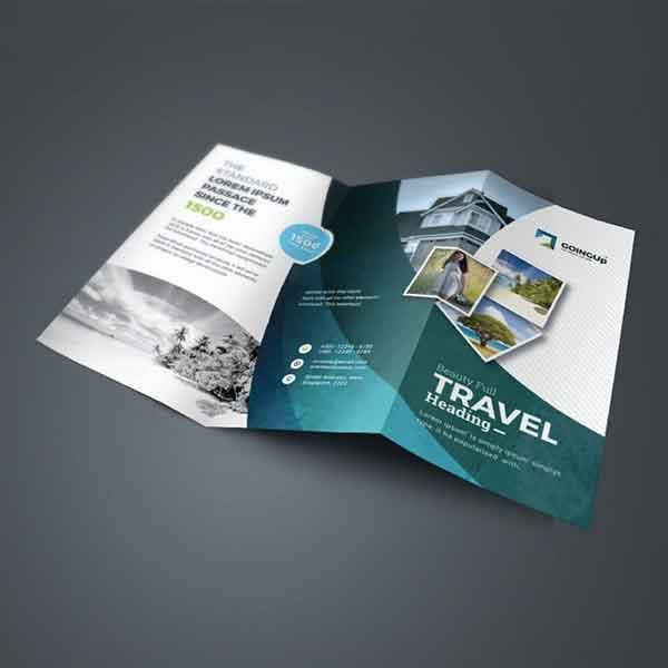 iklan media cetak brosur