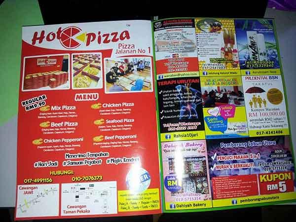 iklan media cetak majalah