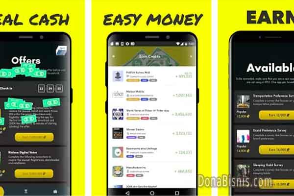 make money free cash reward