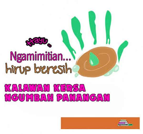 iklan bahasa sunda kebersihan