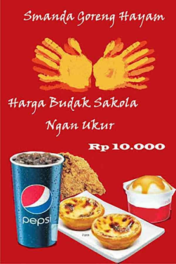 iklan bahasa sunda makanan