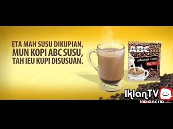 iklan bahasa sunda minuman