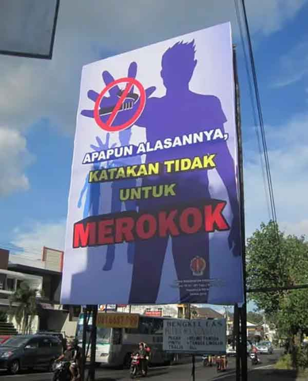 iklan baliho layanan masyarakat