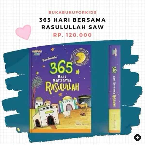 iklan buku cerita anak
