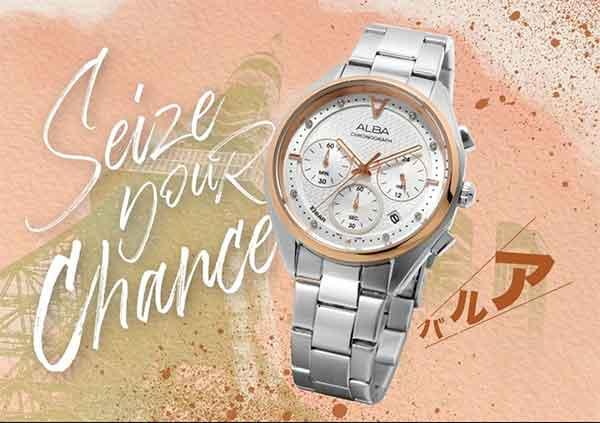 iklan jam tangan alba