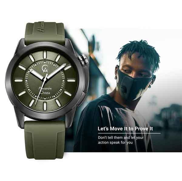 iklan jam tangan alexandre christie