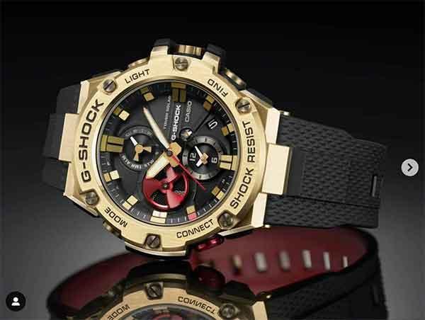 iklan jam tangan casio