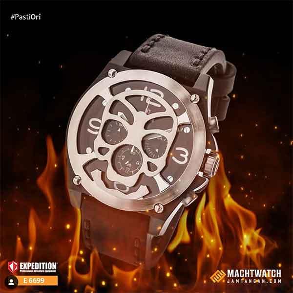 iklan jam tangan expedition