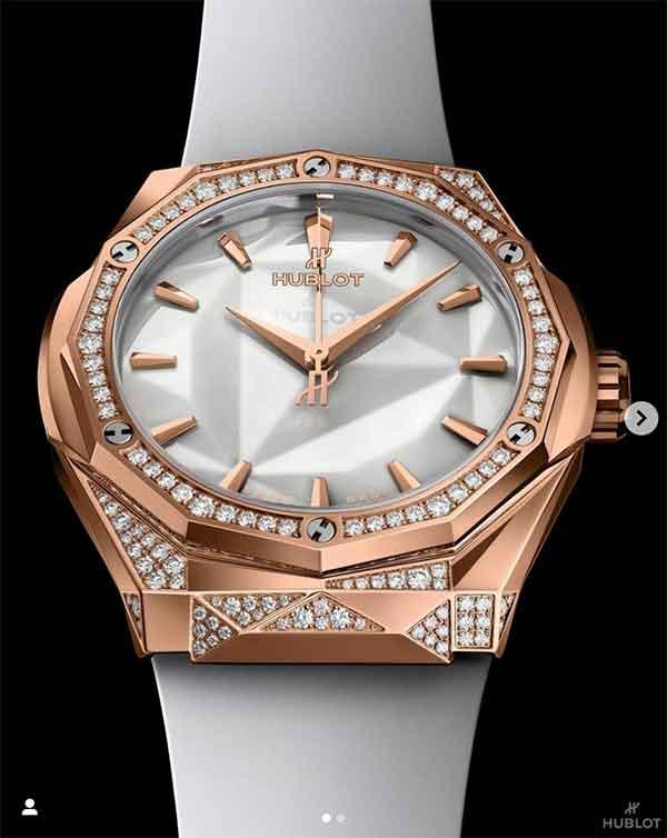 iklan jam tangan hublot