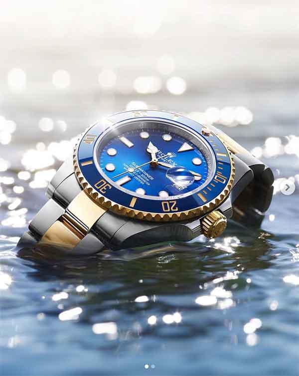 iklan jam tangan rolex