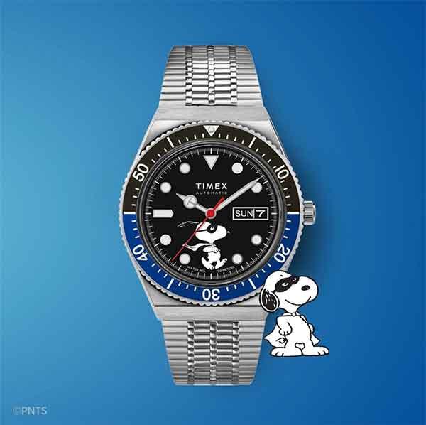 iklan jam tangan timex
