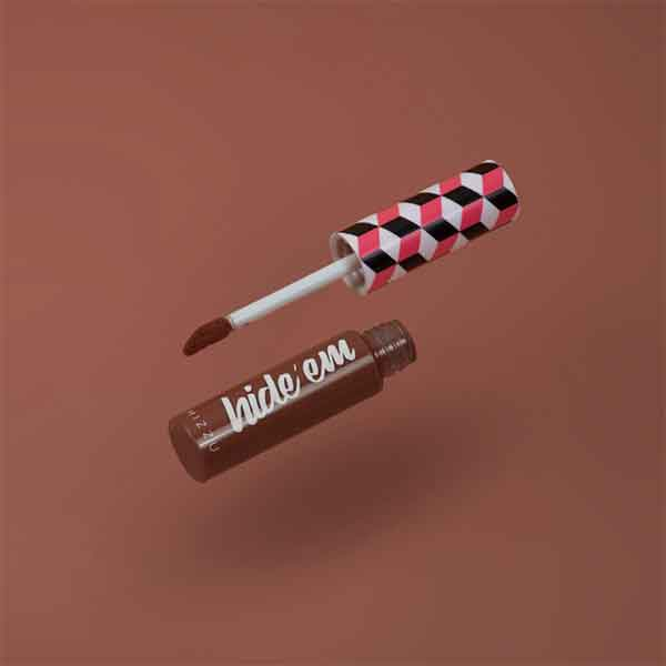 iklan lipstik mizzu