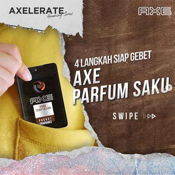 iklan parfum axe