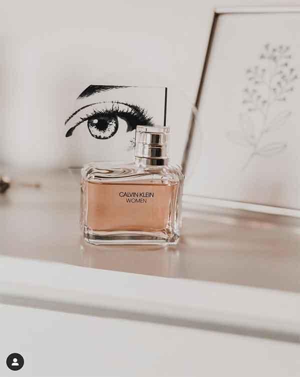 iklan parfum calvin klein