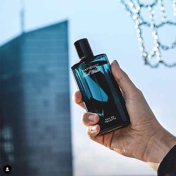 iklan parfum davidoff