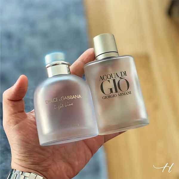 iklan parfum giorgino armani