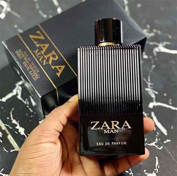 iklan parfum zara man