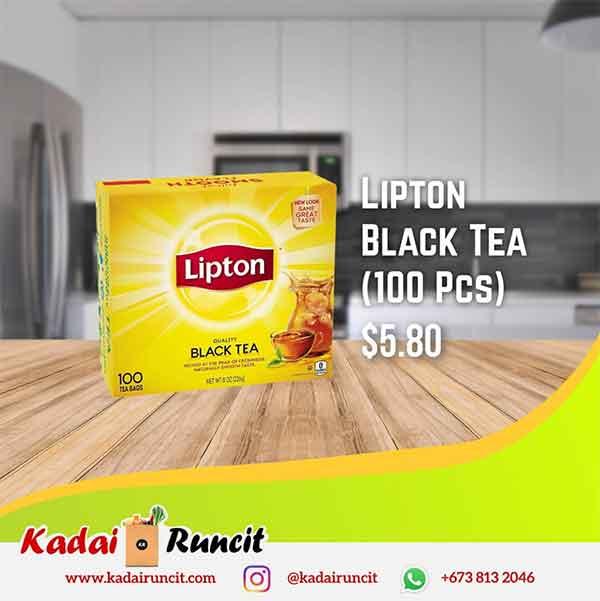 iklan teh lipton