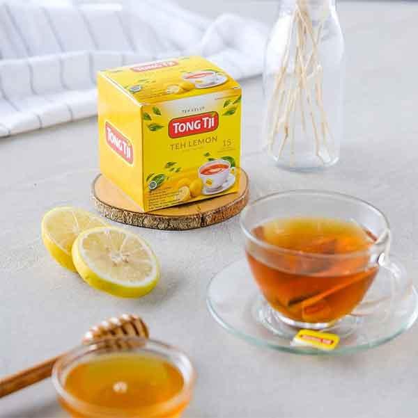 iklan teh tongtji