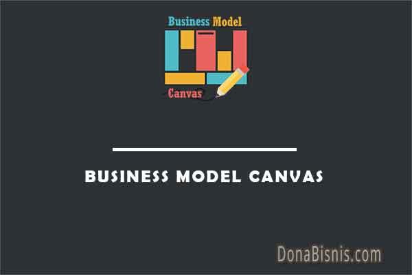 Contoh Business Model Canvas, Download, Cara Buat - DonaBisnis