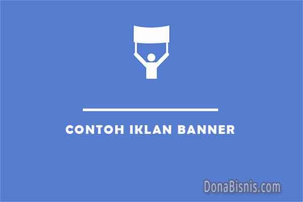 contoh iklan banner