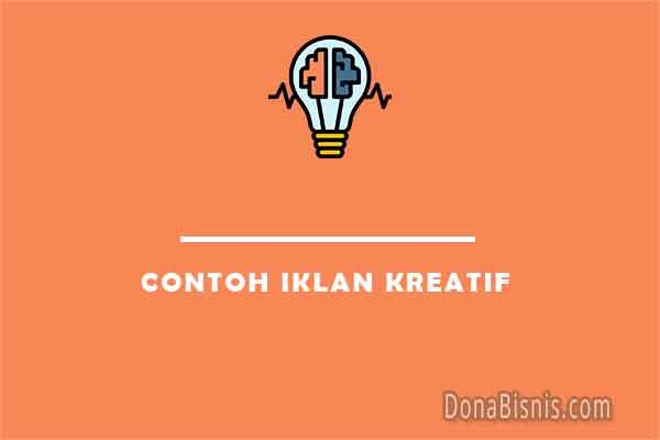 contoh iklan kreatif