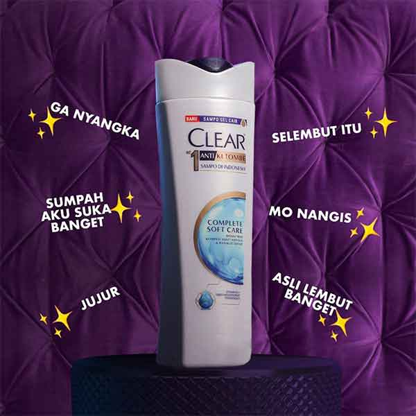 iklan fakta tentang shampo