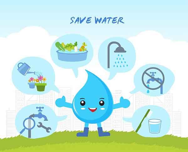 iklan hemat air tanah